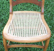 How Much Cane Do I Need For My Cane Chair Seat?