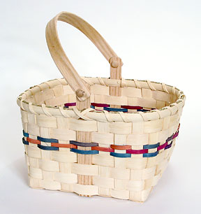 4-H Swing Basket Pattern
