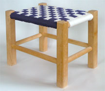 Hardwood Footstool Kits