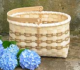 Market Basket with Swing Handle Basket Kit