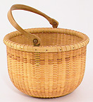 6'' Nantucket Lightship Basket