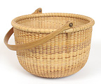 8'' Nantucket Lightship Basket