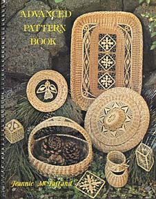 Advanced Pattern Book for Pine Needle Raffia Basketry