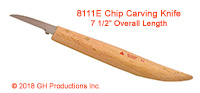 Chip Carving Knife