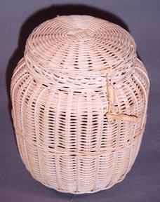 Ginger Jar Basket
