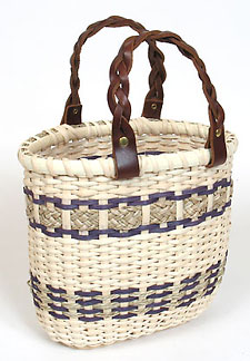 Marie's Handbag Basket Pattern