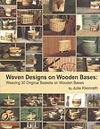 Woven Designs on Wooden Bases