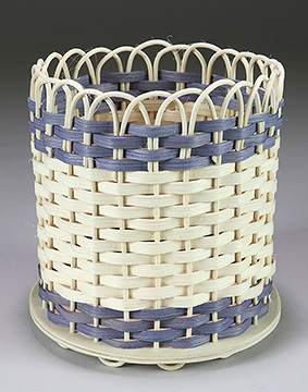 Drilled Base Basket