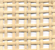 Modern Weave Cane Webbing 24 inches wide