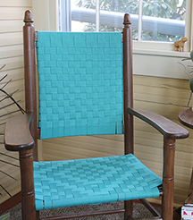 Cotton Webbing Chair Seat