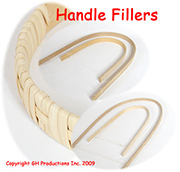 Handle fillers