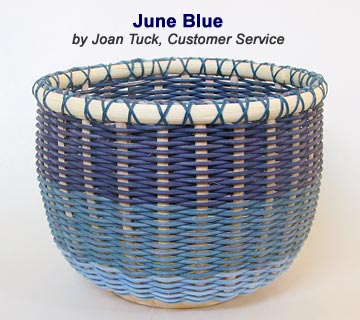 June Blue by Joan Tuck