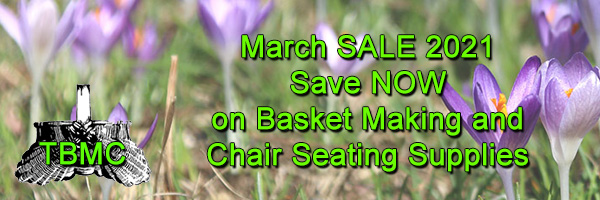 Save on Basket Making and Chair Caning Supplies