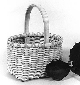 Ornament Basket Pattern