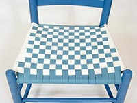 Shaker Tape Chair Seat