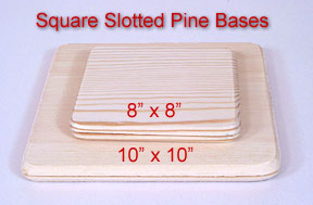 Slotted Bases