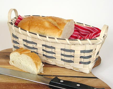 Mini Loaf Basket Pattern