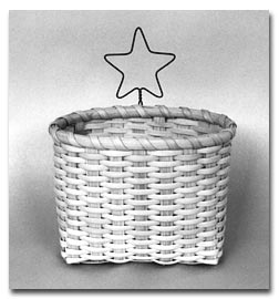 Napkin Basket Pattern