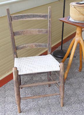Splint Chair Seat