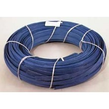 "1 lb. - 1/2"" Flat Denim DYED--1 lb. bundle"