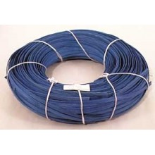 "1 lb. - 1/4"" Flat Denim DYED--1 lb. bundle"