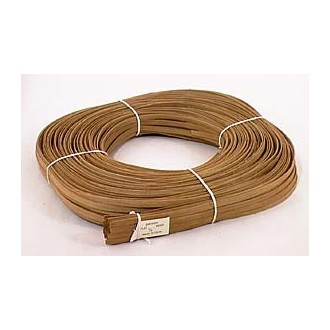 """Smoked 1/4"""" Flat Reed - 1 lb. coil"""
