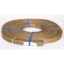 "Smoked 3/4"" Flat Reed - 1 lb. coil"