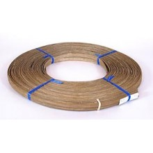 "Smoked 3/8"" Flat Oval Reed"
