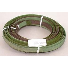 ".25 lb. - 1/2"" Flat Moss Heather Mix Multi-Colors DYED--1/4 lb. bundle"