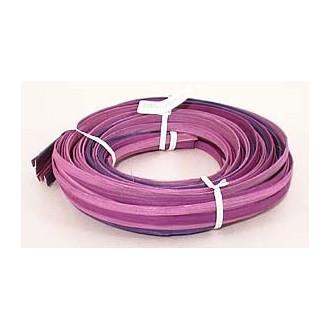 """.25 lb. - 1/4"""" Flat Purple Haze Mix Multi-Colors DYED--1/4 lb. bundle"""