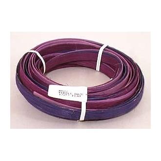 """.25 lb. - 1/2"""" Flat Purple Haze Mix Multi-Colors DYED--1/4 lb. bundle"""