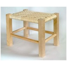 TEMPORARILY OUT OF STOCK - Special Quantity -- Flat Reed Footstool Supplies for 5 Footstools