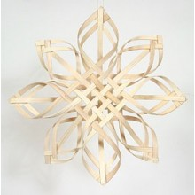 Special Quantity -- Carolina Snowflake Ornament - Supplies for 32 Snowflakes