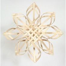 Special Quantity -- Carolina Snowflake Ornament - Supplies for 32 Snowflakes