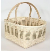 Special Quantity -- Basket for Janice with Swing Handles - Supplies for 10 Baskets