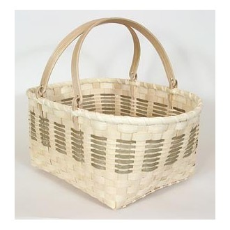 Special Quantity -- Basket for Janice with Swing Handles - Supplies for 5 Baskets
