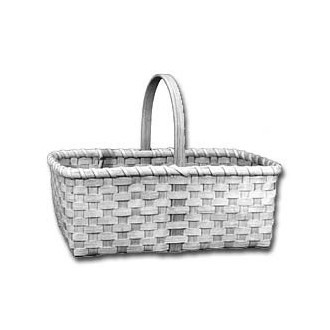 Special Quantity -- Market Basket with D Handle - Supplies for 5 Baskets