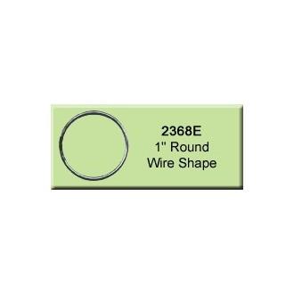 1 inch Round Wire Shape