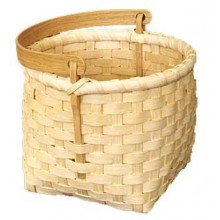 Special Quantity -- Kentucky Berry Basket with Swing Handle - Supplies for 5 Baskets