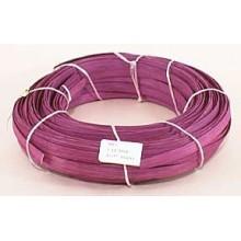 """1 lb. - 1/2"""" Flat Violet DYED--1 lb. bundle"""