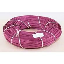 1 lb. - 1/4 inch Flat Violet DYED--1 lb. bundle
