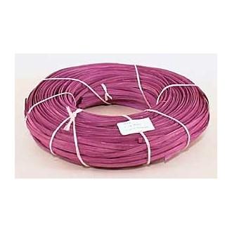 """1 lb. - 1/4"""" Flat Violet DYED--1 lb. bundle"""