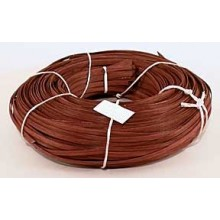 "1 lb. 1/4"" Flat Walnut DYED--1 lb. bundle"