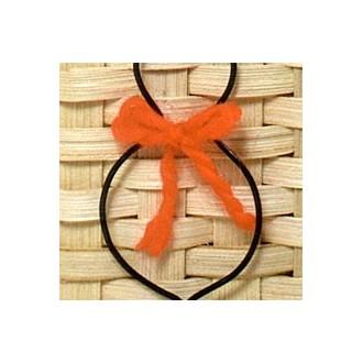 Yarn for Snowman Ornament Basket