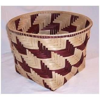 Arrows Basket Pattern