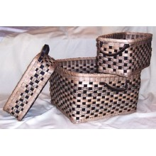 Seagrass Laundry Collection Basket Pattern