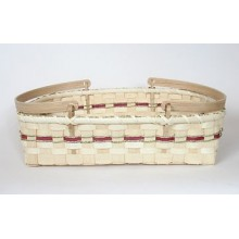 Special Quantity -- Gracious Goodness Basket with Swing Handles - Supplies for 5 Baskets