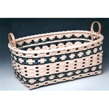 Sasha's Christmas Basket Pattern