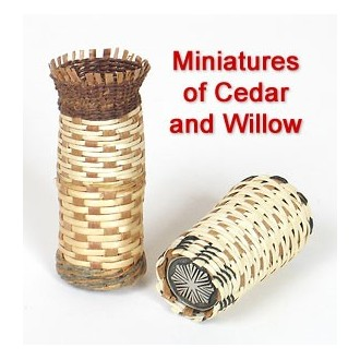 Cedar and Willow Miniature Kits - 2 Kits