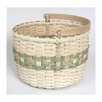 Garden Basket Kit with Swing Handle